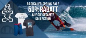 Spring Sale im Starboard Proshop - 50% Rabatt