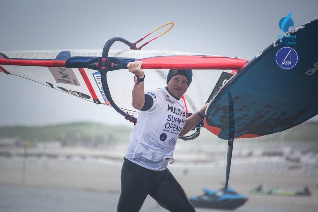 Gunnar Asmussen - Slalom auf Sylt
