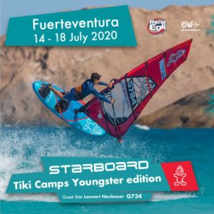 Tiki Camp – Youngster Edition